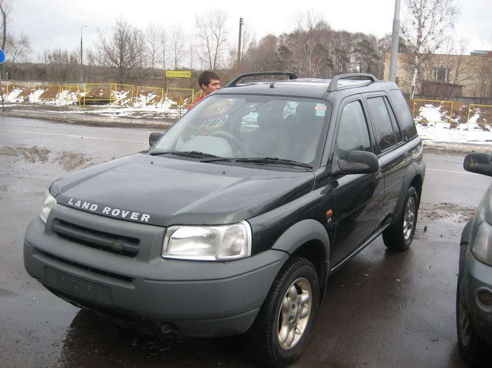 used 2001 land rover freelander photos 2500cc gasoline. Black Bedroom Furniture Sets. Home Design Ideas