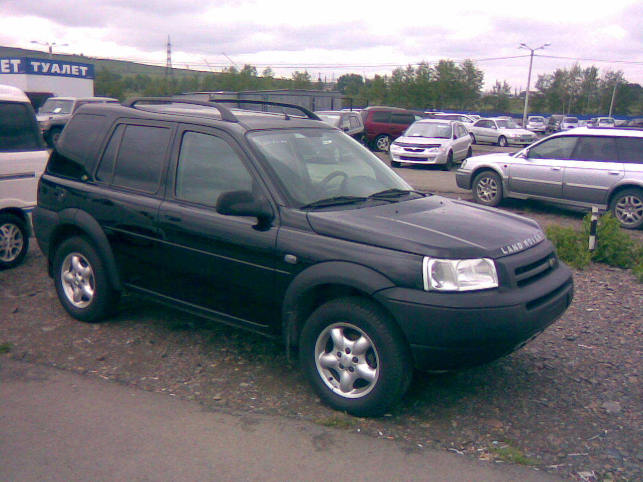 used and freelander landrover flare exterior catalog for rear sale door land mouldings trim rover moulding right