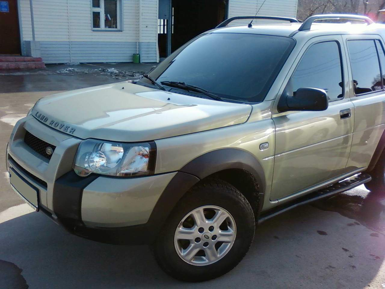 2003 land rover freelander pictures gasoline. Black Bedroom Furniture Sets. Home Design Ideas