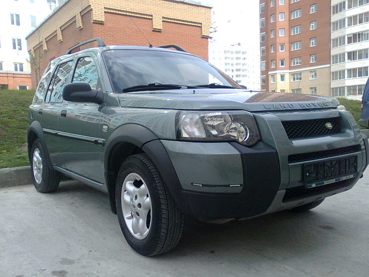 used 2005 land rover freelander photos 1800cc gasoline. Black Bedroom Furniture Sets. Home Design Ideas