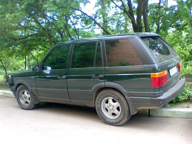 Used 1996 Land Rover Range Rover Photos 4600cc Gasoline