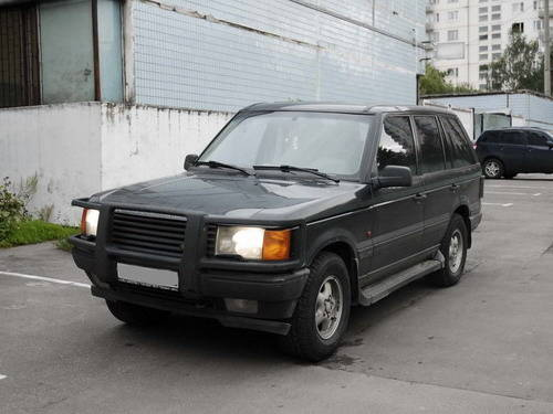 1998 land rover range rover for sale 4 6 gasoline automatic for sale. Black Bedroom Furniture Sets. Home Design Ideas