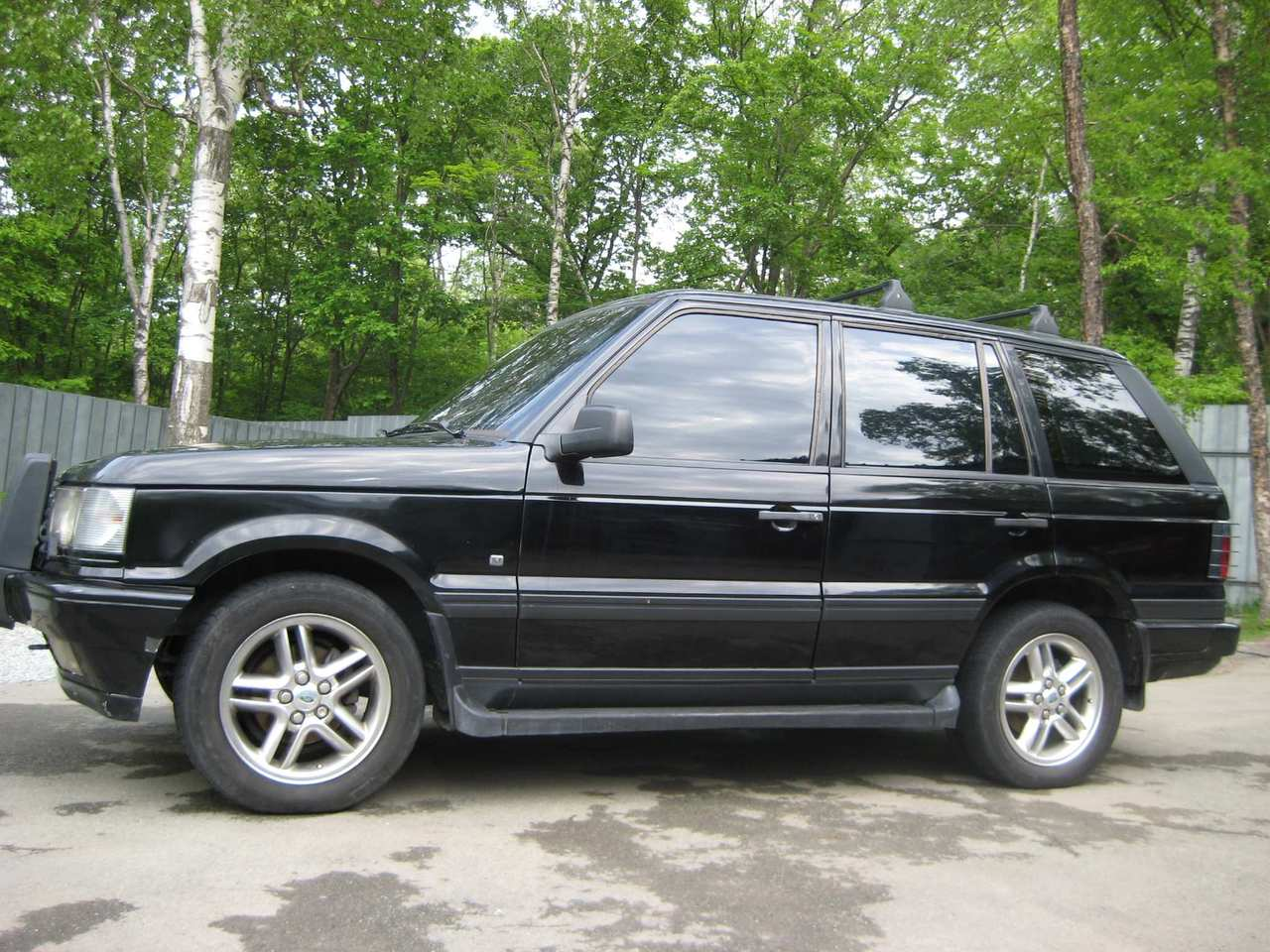 1998 LAND Rover Range Rover For Sale, 4.6, Gasoline, Automatic For