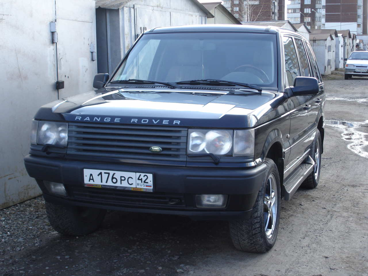 2000 land rover range rover photos 4 6 gasoline automatic for sale. Black Bedroom Furniture Sets. Home Design Ideas