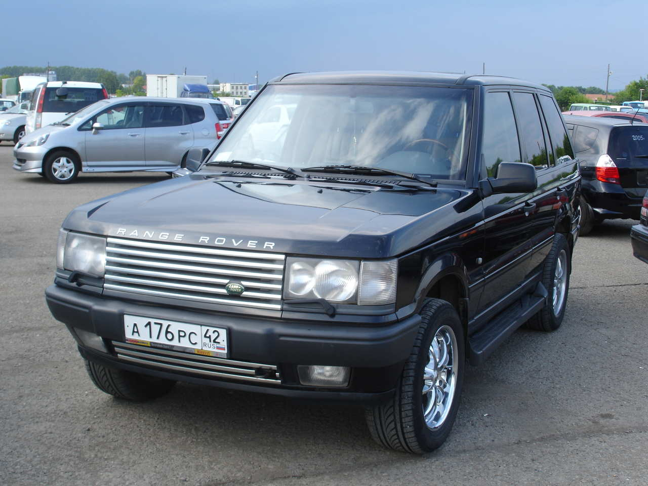 2000 land rover range rover wallpapers gasoline automatic for sale. Black Bedroom Furniture Sets. Home Design Ideas
