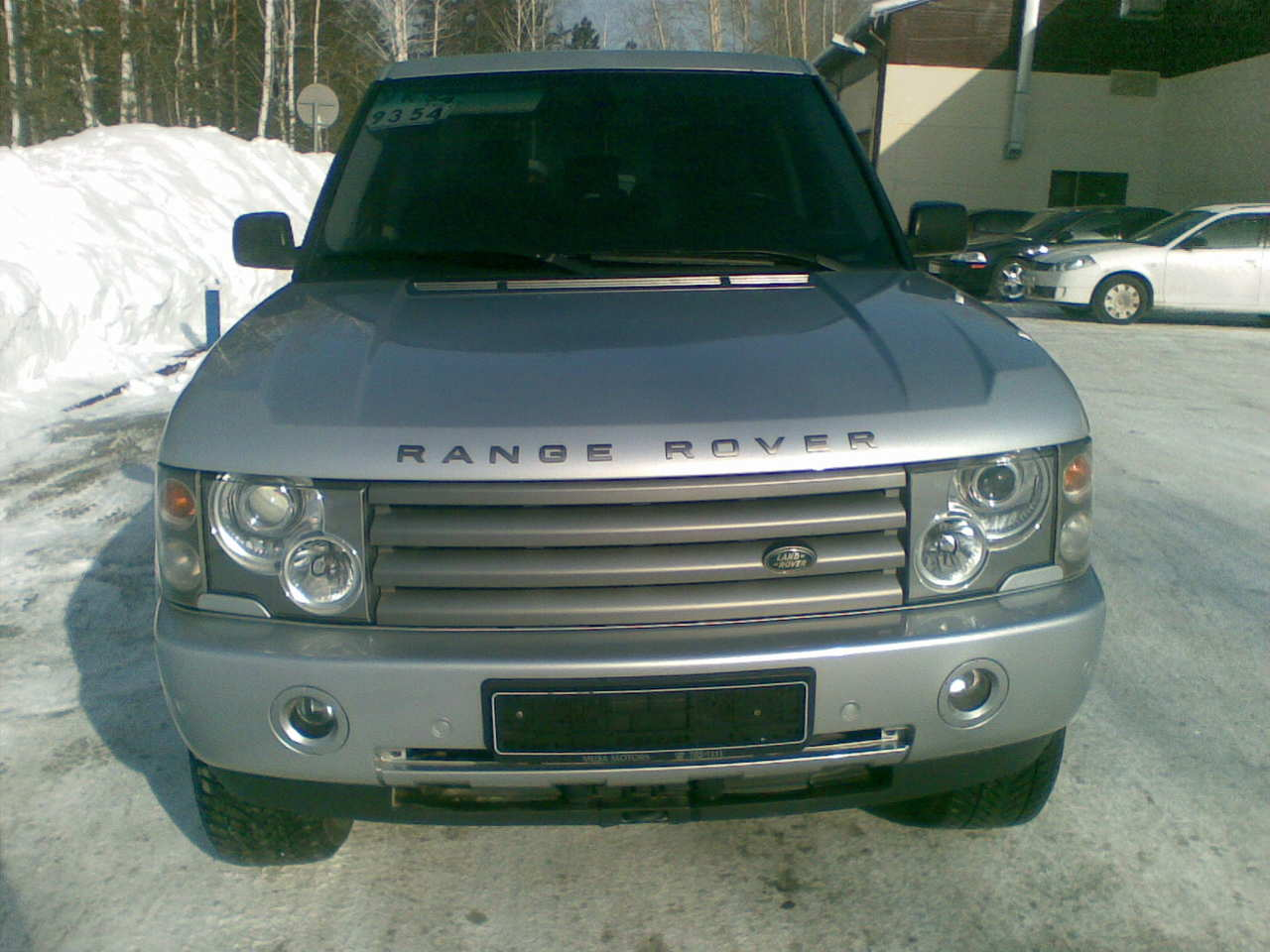 2002 land rover range rover for sale 4400cc gasoline automatic for sale. Black Bedroom Furniture Sets. Home Design Ideas