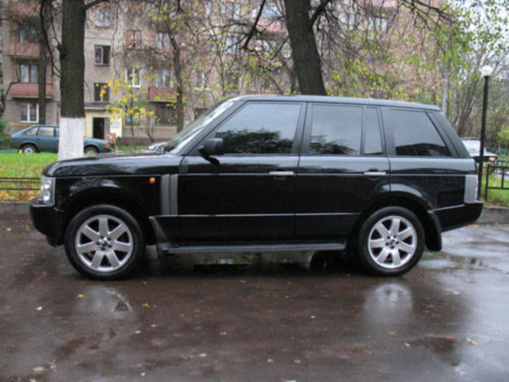 2004 land rover range rover photos. Black Bedroom Furniture Sets. Home Design Ideas