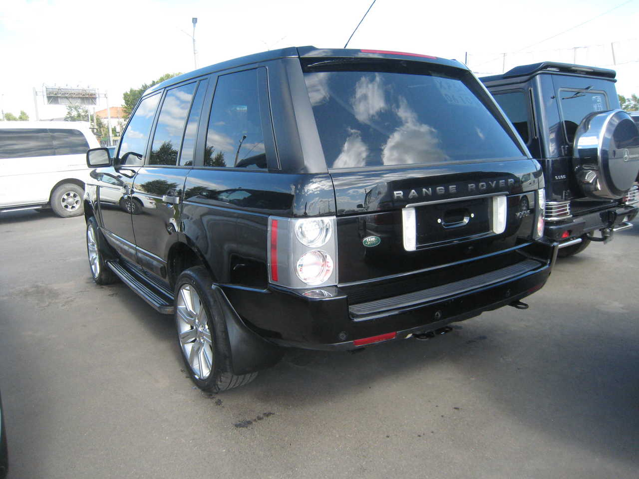 2004 LAND Rover Range Rover Photos, 4.4, Automatic For Sale