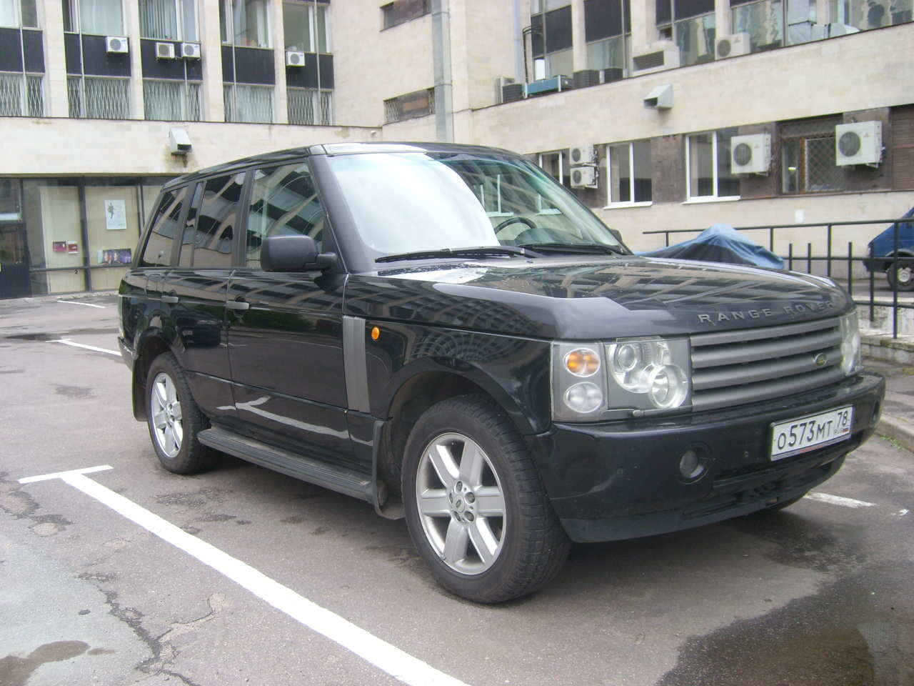 2004 land rover range rover photos 4 4 gasoline automatic for sale. Black Bedroom Furniture Sets. Home Design Ideas