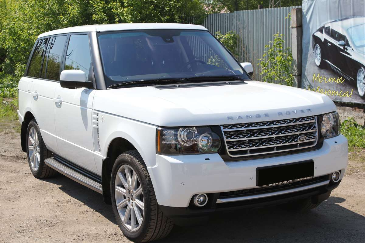 used 2011 land rover range rover photos 5000cc gasoline. Black Bedroom Furniture Sets. Home Design Ideas