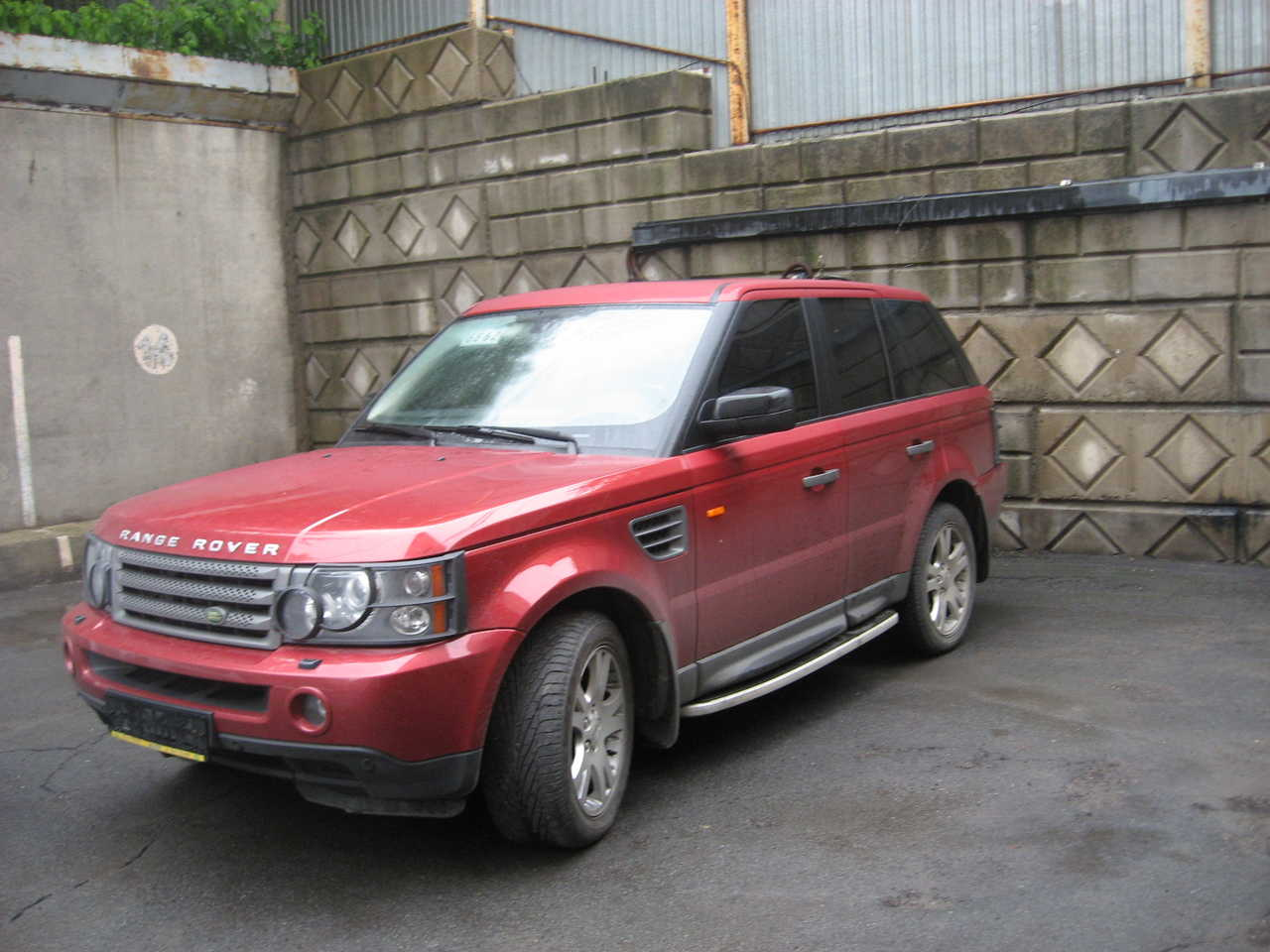 used 2006 land rover range rover sport photos 4400cc. Black Bedroom Furniture Sets. Home Design Ideas