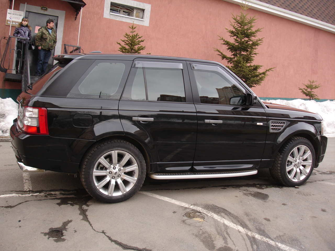 2008 land rover range rover sport pictures gasoline automatic for sale. Black Bedroom Furniture Sets. Home Design Ideas