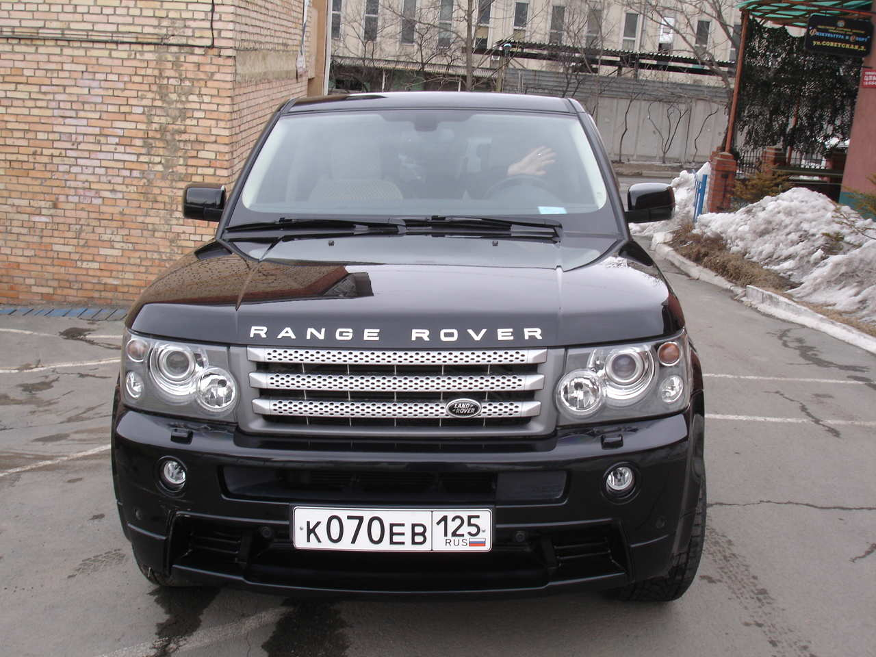 Used 2008 Land Rover Range Rover Sport Photos 4197cc