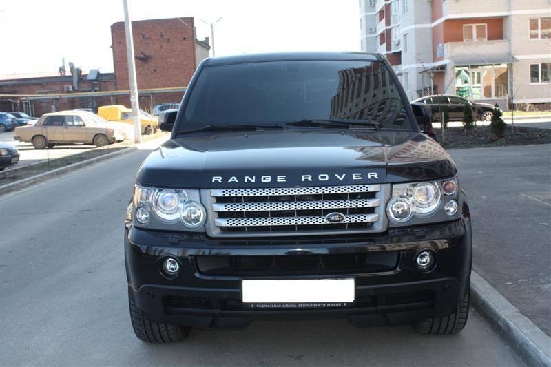 Used 2009 Land Rover Range Rover Sport Photos 4200cc Gasoline Automatic For Sale