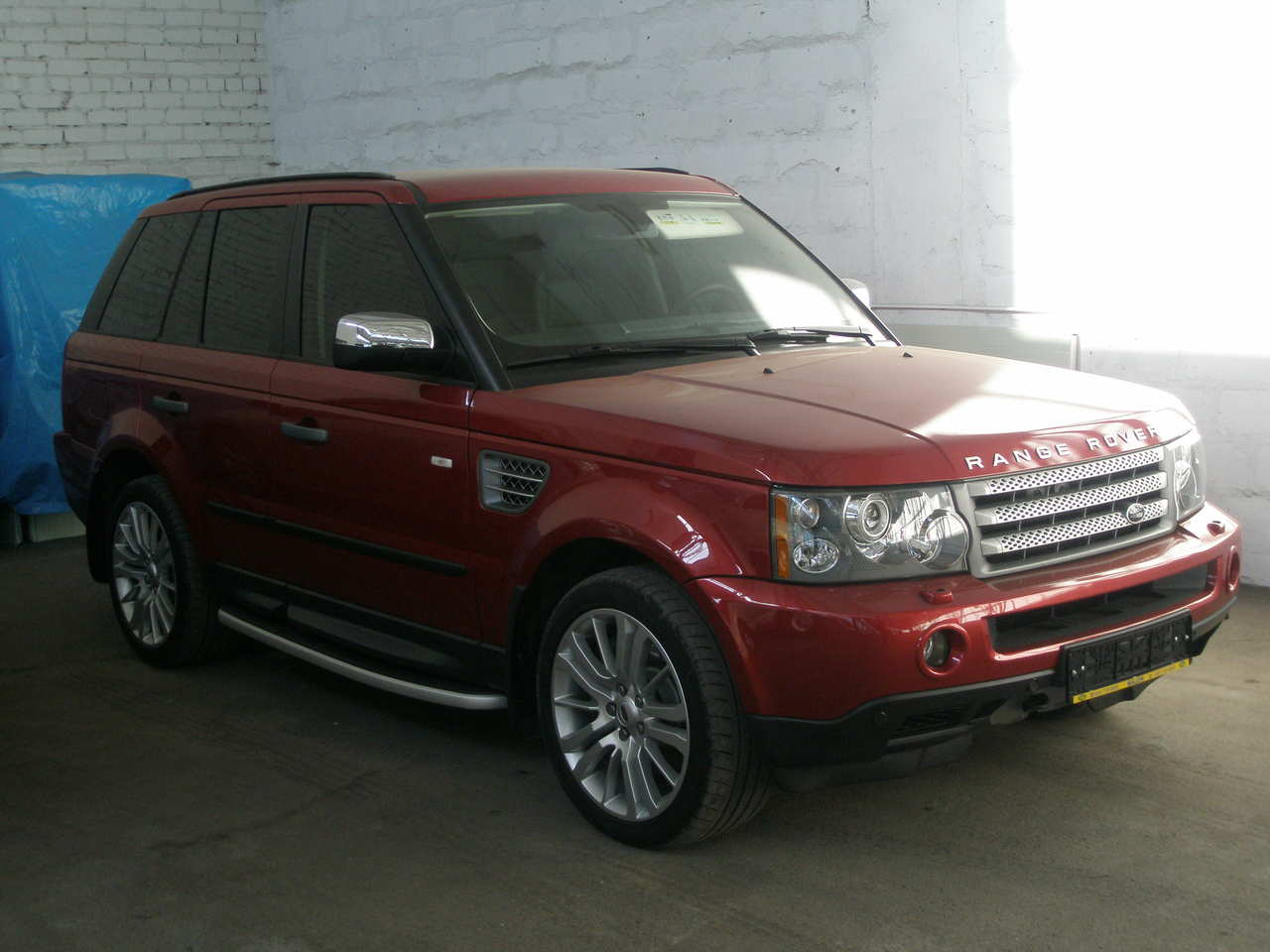 Used 2009 Land Rover Range Rover Sport Photos 4200cc Gasoline Cvt For Sale