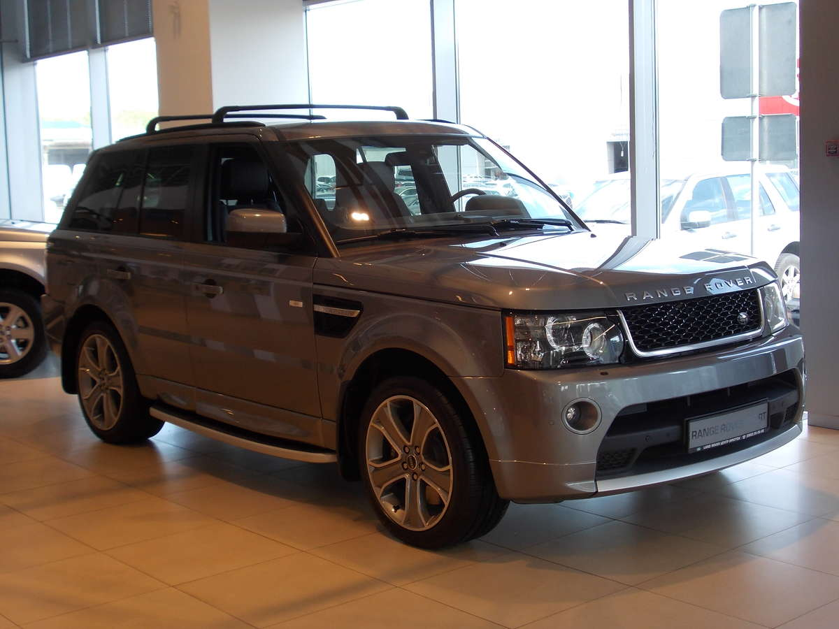Used 2012 LAND Rover Range Rover Sport Photos 5000cc Gasoline