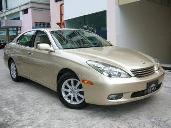 2003 lexus es300 pictures gasoline fr or rr automatic for sale. Black Bedroom Furniture Sets. Home Design Ideas