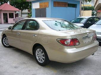2003 lexus es300 photos 3 0 gasoline fr or rr automatic for sale. Black Bedroom Furniture Sets. Home Design Ideas
