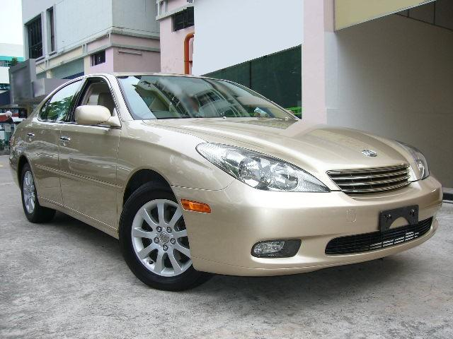 used 2003 lexus es300 photos 3000cc gasoline fr or rr automatic for sale. Black Bedroom Furniture Sets. Home Design Ideas