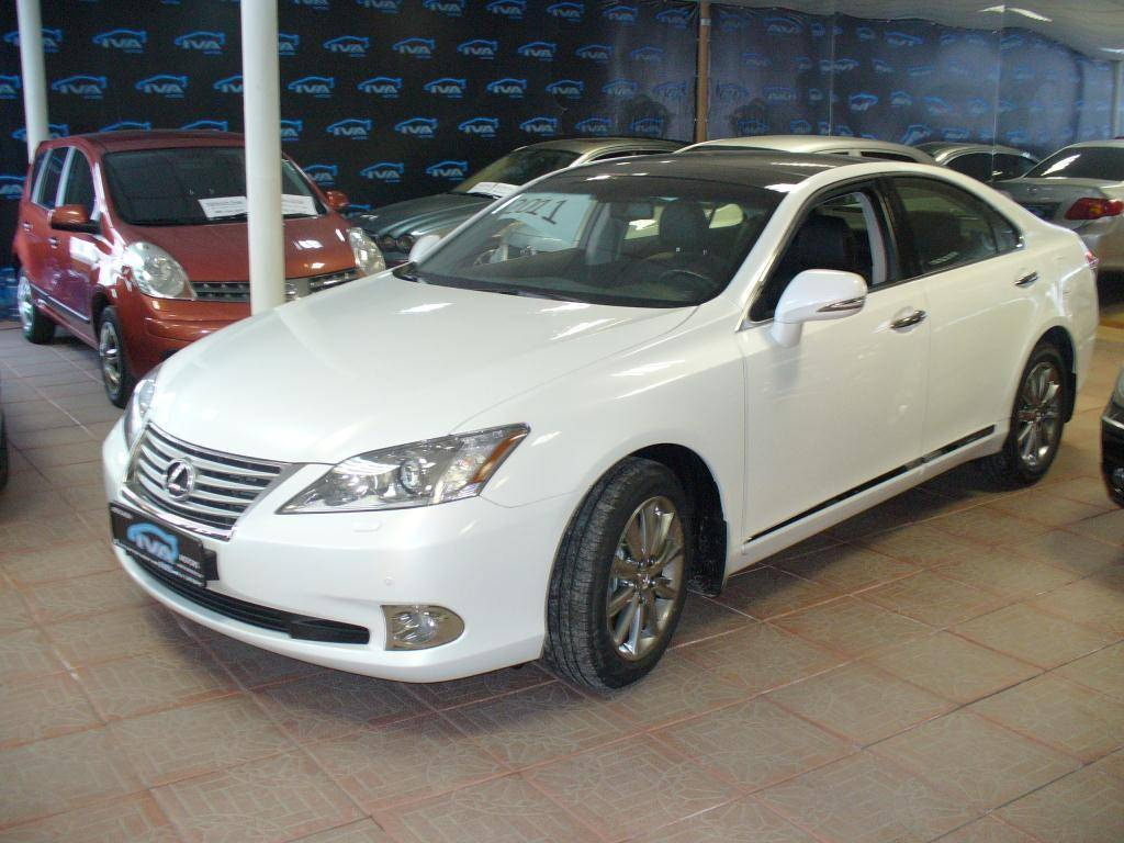 2011 lexus es350 pictures gasoline ff automatic. Black Bedroom Furniture Sets. Home Design Ideas