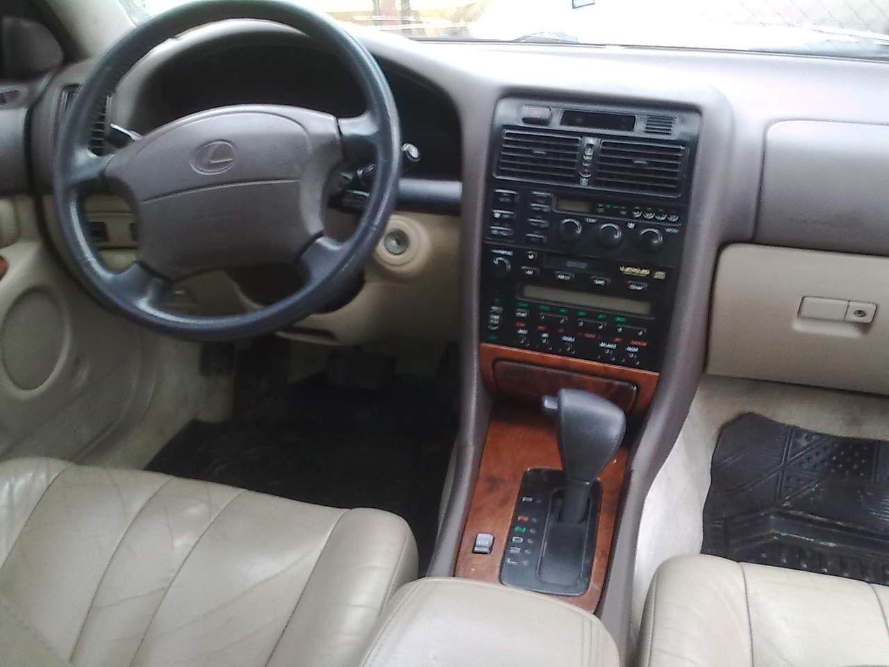 Lexus Gs A B Orig