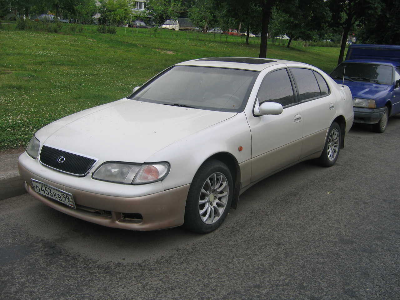 1996 lexus gs300 pics 3 0 gasoline fr or rr automatic. Black Bedroom Furniture Sets. Home Design Ideas