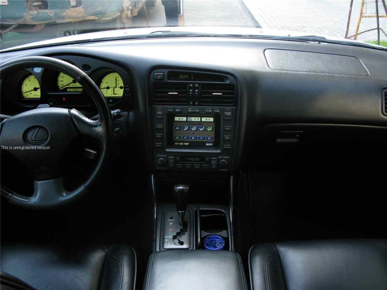 2000 lexus gs300 for , 3000cc., gasoline, fr or rr, automatic
