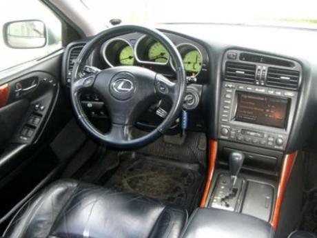 2001 lexus gs300 reliability