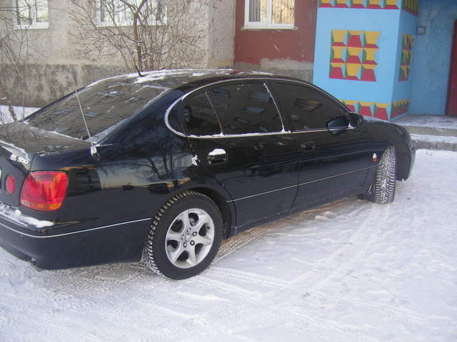 2002 lexus gs300 for sale 3 0 gasoline fr or rr. Black Bedroom Furniture Sets. Home Design Ideas