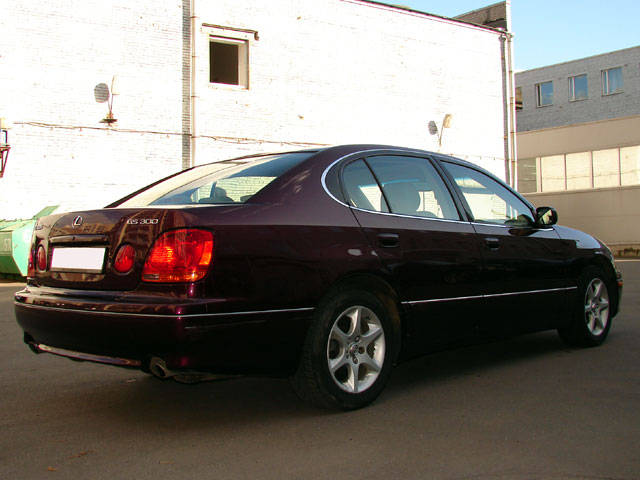 2002 lexus gs300 for sale 2997cc gasoline fr or rr. Black Bedroom Furniture Sets. Home Design Ideas