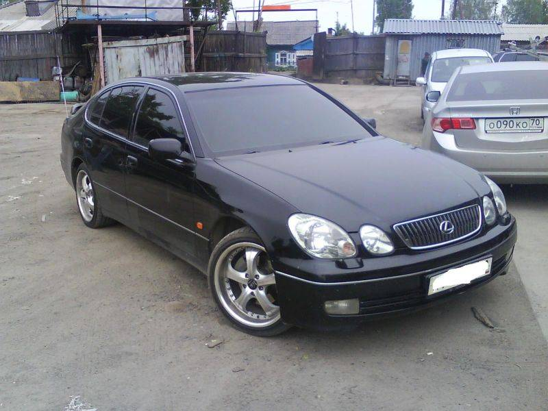 2003 lexus gs300 pictures 3000cc gasoline fr or rr. Black Bedroom Furniture Sets. Home Design Ideas