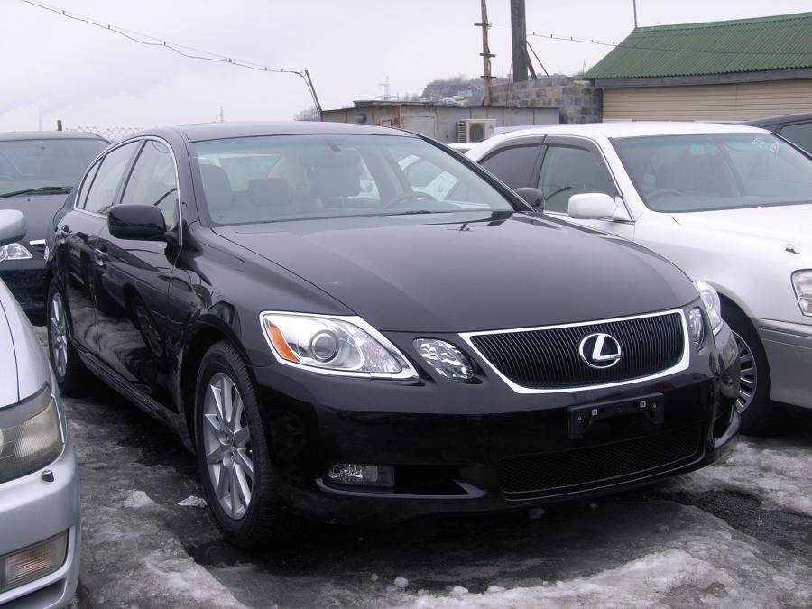 2005 lexus gs300 for sale 3 0 gasoline fr or rr. Black Bedroom Furniture Sets. Home Design Ideas