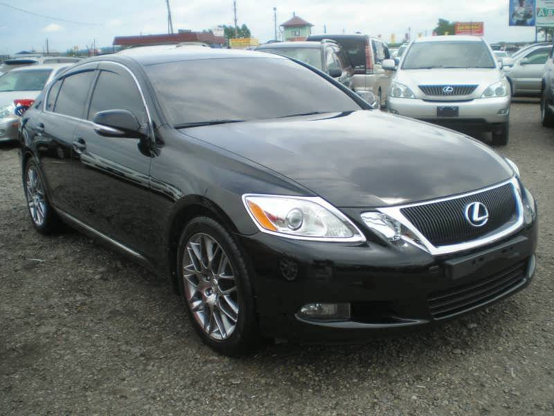 2008 lexus gs300 for sale 3 0 gasoline fr or rr. Black Bedroom Furniture Sets. Home Design Ideas