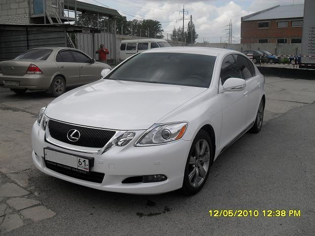 2008 lexus gs300 for sale 3000cc gasoline fr or rr. Black Bedroom Furniture Sets. Home Design Ideas