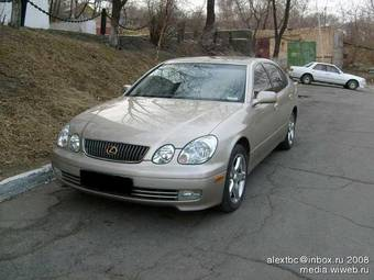 2001 lexus gs430 for sale 4 3 gasoline fr or rr cvt. Black Bedroom Furniture Sets. Home Design Ideas