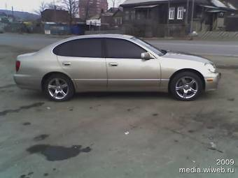 Lexus Gs A B