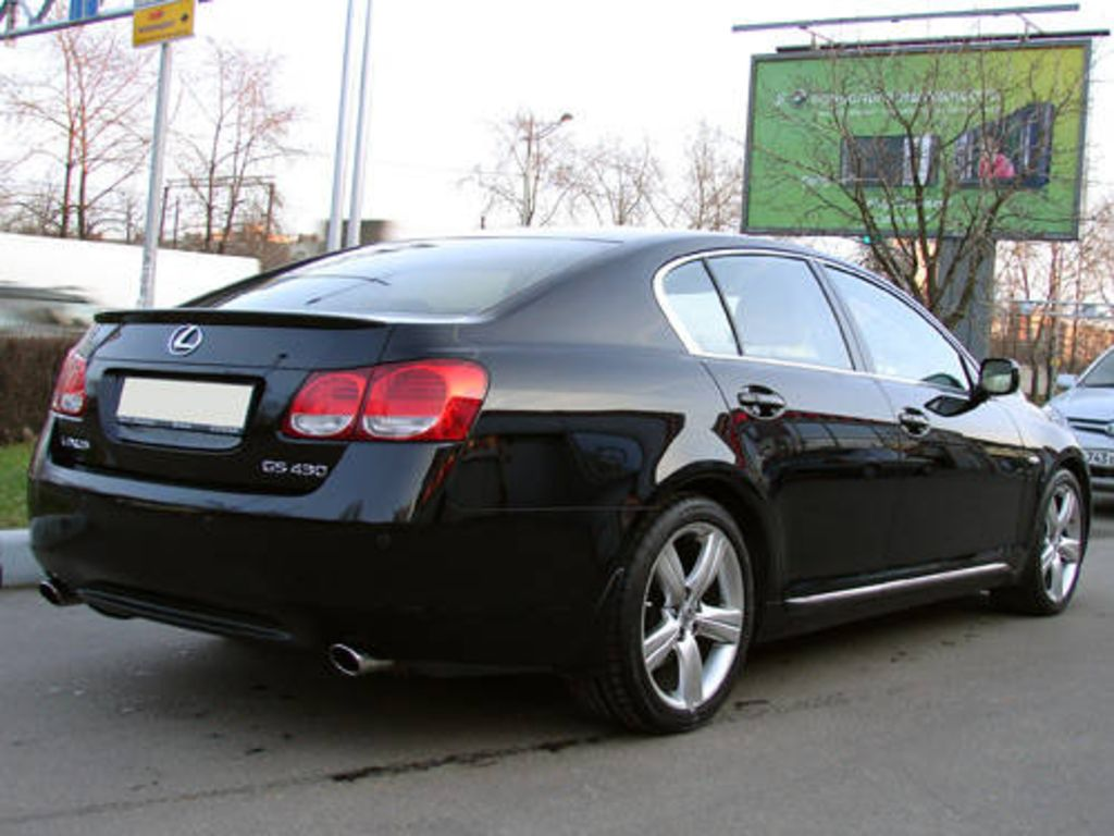 2007 lexus gs430 for sale. Black Bedroom Furniture Sets. Home Design Ideas