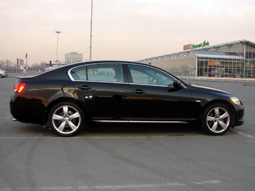 2007 lexus gs430 for sale 4300cc gasoline fr or rr. Black Bedroom Furniture Sets. Home Design Ideas