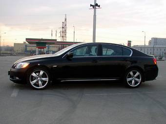 2007 lexus gs430 images 4300cc gasoline fr or rr. Black Bedroom Furniture Sets. Home Design Ideas