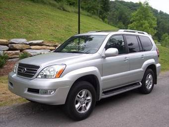 2003 lexus gx470 photos 4 7 gasoline automatic for sale. Black Bedroom Furniture Sets. Home Design Ideas