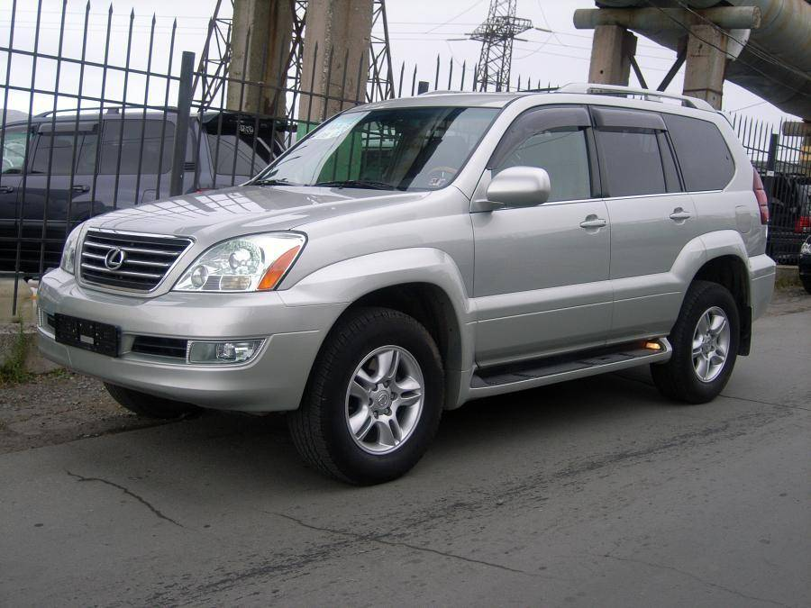 2004 lexus gx470 pictures gasoline automatic for sale. Black Bedroom Furniture Sets. Home Design Ideas