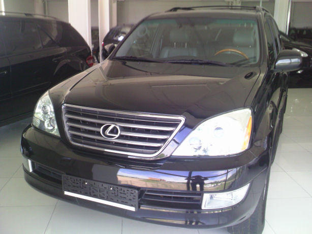 2006 lexus gx470 pictures 4700cc gasoline automatic for sale. Black Bedroom Furniture Sets. Home Design Ideas