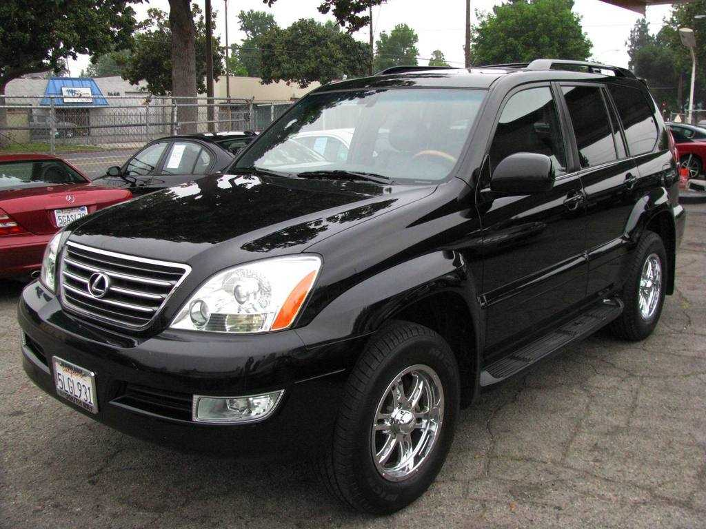 2006 Lexus Gx470 Photos, 4.7, Gasoline, Automatic For Sale