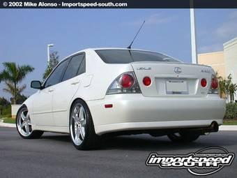 2005 Lexus Is300 Wallpapers