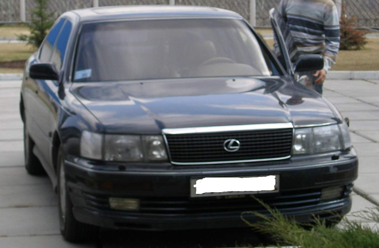 1994 Lexus Ls400 Pictures 4000cc Gasoline Fr Or Rr Automatic Wiring Harness Is300