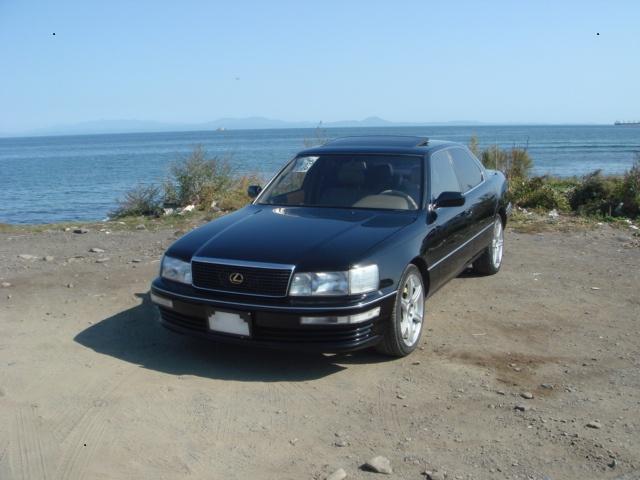 1994 lexus ls400 for sale 4000cc gasoline fr or rr. Black Bedroom Furniture Sets. Home Design Ideas