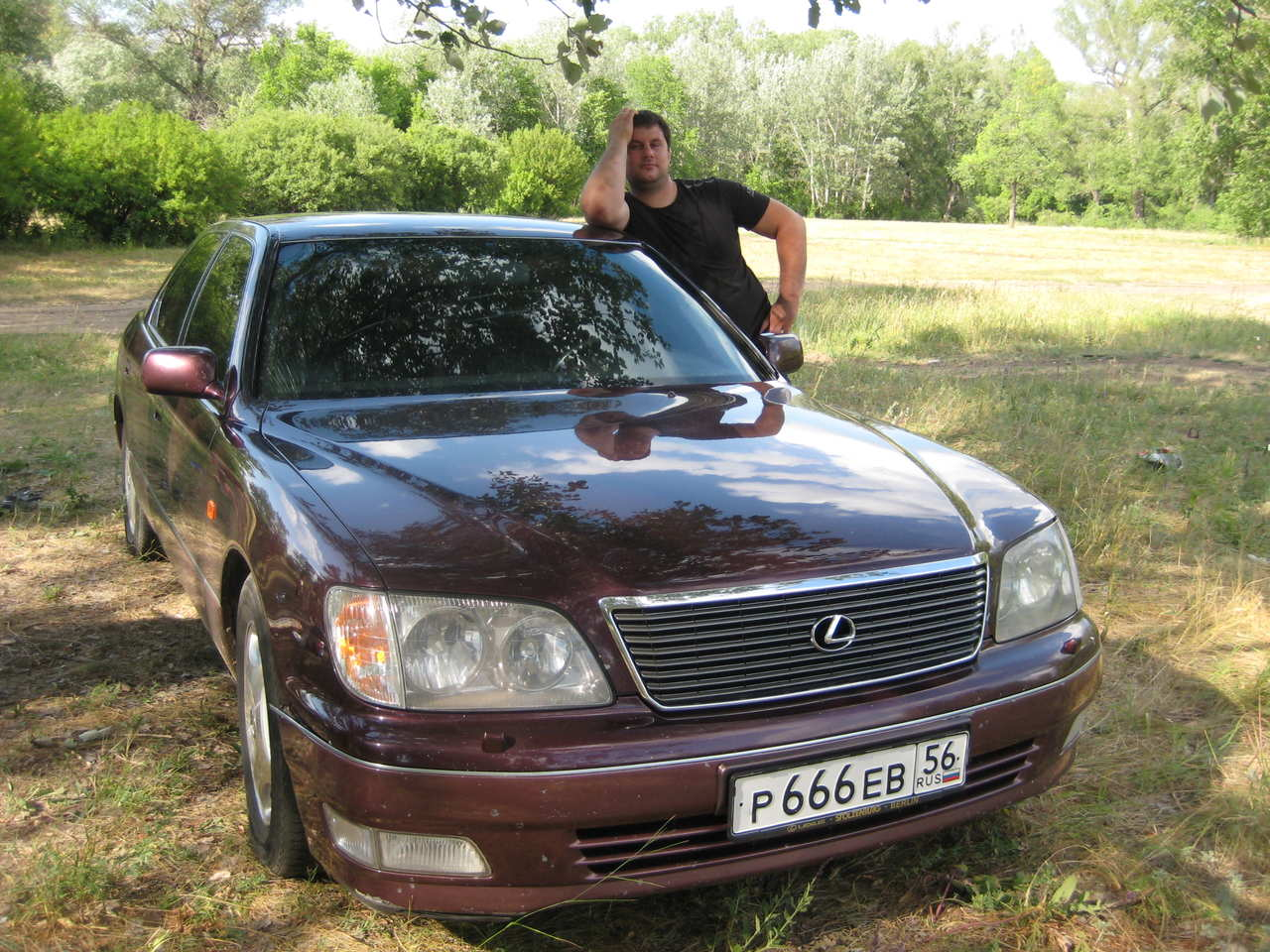 1997 lexus ls400 for sale
