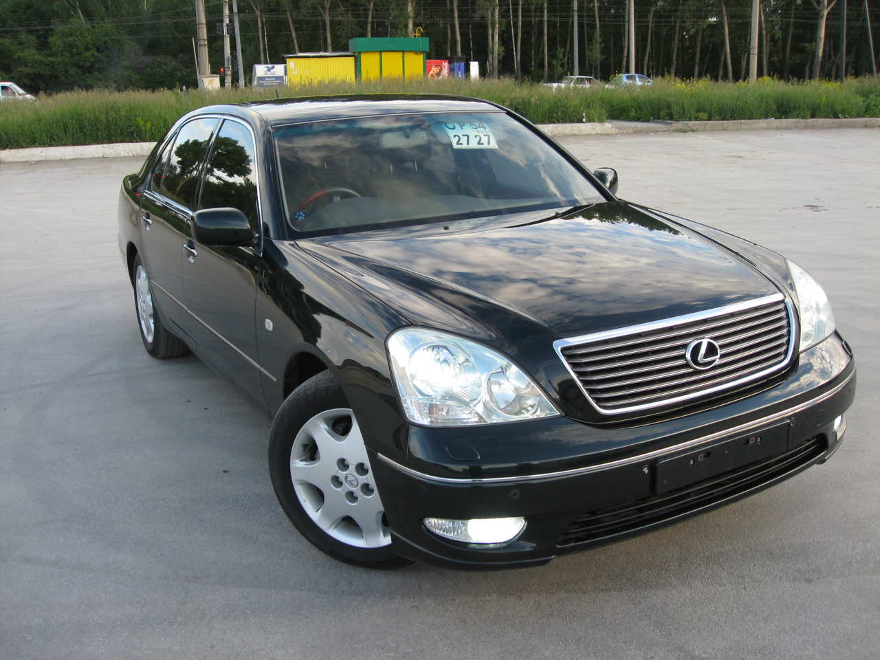 2000 lexus ls430 pictures gasoline fr or rr automatic for sale. Black Bedroom Furniture Sets. Home Design Ideas