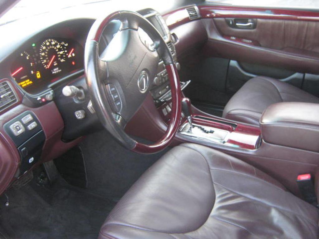 Lexus Ls A B Orig