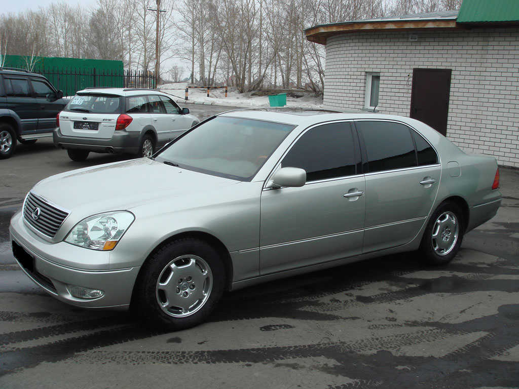 used 2002 lexus ls430 photos 4300cc gasoline fr or rr automatic for sale. Black Bedroom Furniture Sets. Home Design Ideas